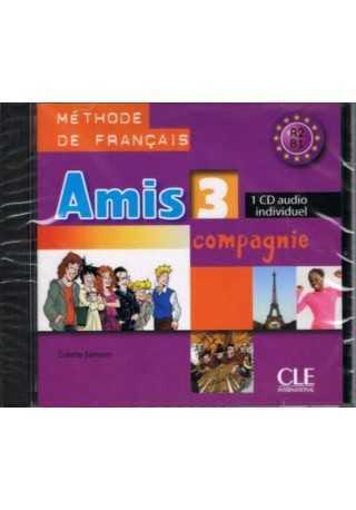Amis et compagnie 3 CD audio /1/ individuel