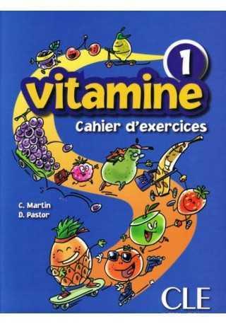 Vitamine 1 ćwiczenia + CD audio