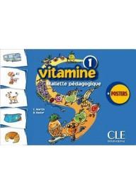 Vitamine 1 malette pedagogique