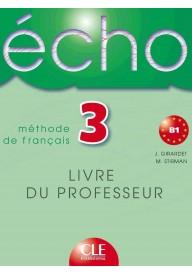 Echo 3 przewodnik metodyczny