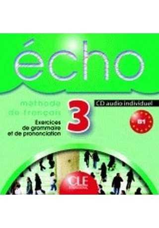 Echo 3 płyta CD audio do ćwiczeń