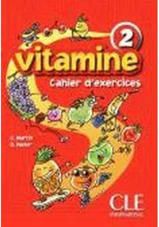 Vitamine 2 ćwiczenia + CD audio