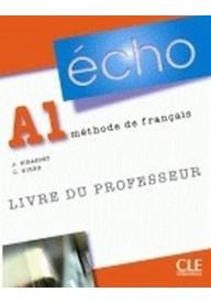 Echo A1 podręcznik metodyczny