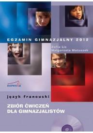 Język francuski Zbiór ćwiczeń dla gimnazjalistów od 2012