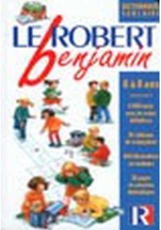 Robert benjamin Dictionnaire de l`enseignement fondamental
