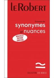 Dictionnaire poche des synonymes et nuances Robert