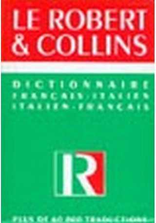 Dictionnaire francais-italien vv GEM
