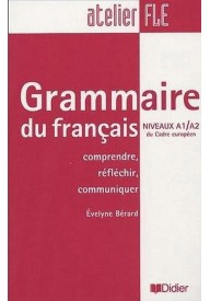 Grammaire du francais niveaux A1/A2