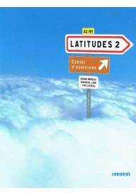 Latitudes 2 ćwiczenia