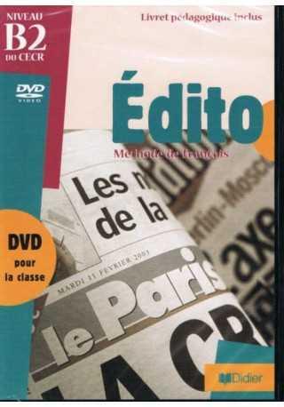 Edito B2 DVD
