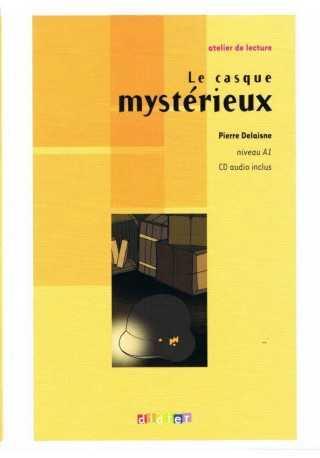 Casque mysterieux livre+CD audio
