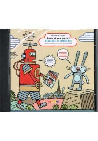 Ludo et ses amis 1 CD audio