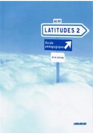 Latitudes 2 przewodnik metodyczny