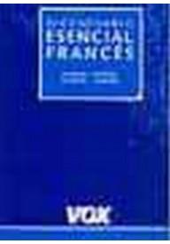 Diccionario esencial frances-espanol espanol-frances