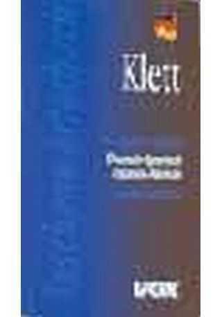 Diccionario esencial espanol-aleman vv