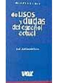Diccionario de usos y dudas del espanol actual