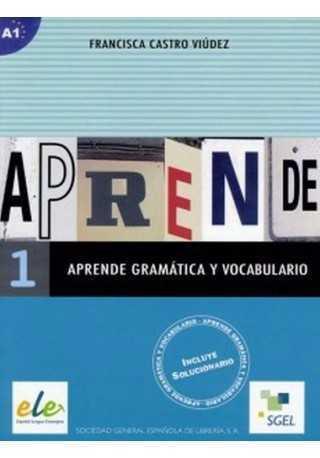 Aprende 1 gramatica y vocabulario (A1)