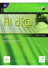Al dia inicial podręcznik + CD audio
