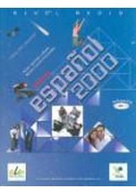 Nuevo Espanol 2000 medio alumno + CD audio