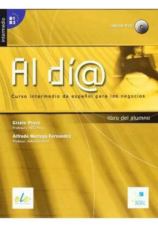 Al dia intermedio podręcznik + CD audio