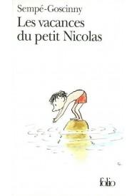 Petit Nicolas Vacances du Petit Nicolas /folio/