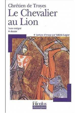 Chevalier au Lion /texte integral dossier/