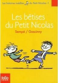 Petit Nicolas Betises du Petit Nicolas