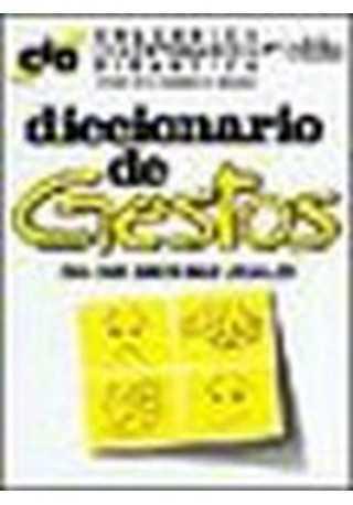 Diccionario de gestos libro