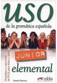 Uso de la gramatica espanola Junior elemental alumno