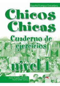 Chicos Chicas 1 ćwiczenia