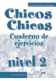 Chicos Chicas 2 ćwiczenia