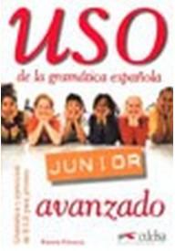 Uso de la gramatica espanola Junior avanzado alumno