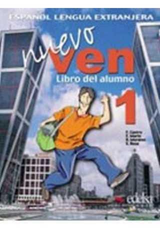 Nuevo Ven 1 podręcznik + CD audio