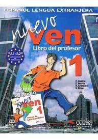Nuevo Ven 1 podręcznik metodyczny
