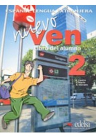 Nuevo Ven 2 podręcznik + CD audio