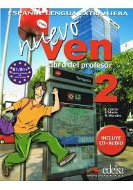 Nuevo Ven 2 podręcznik metodyczny