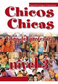 Chicos Chicas 3 podręcznik