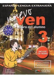 Nuevo Ven 3 podręcznik