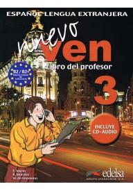 Nuevo Ven 3 przewodnik metodyczny