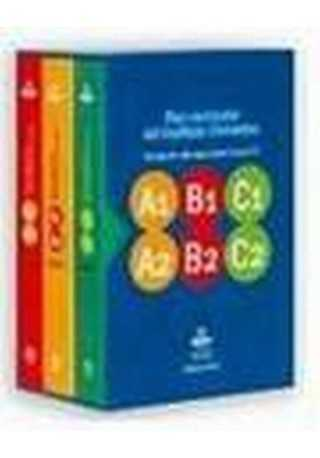 Plan curricular del Instituto Cervantes Pack 3 vol.