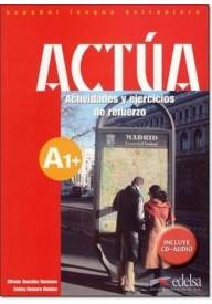 Actua A1 podręcznik + CD audio