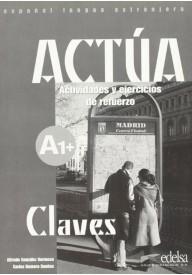 Actua A1 klucze