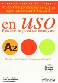 Uso A2 ejercicios de gramatica forma y uso libro + CD audio