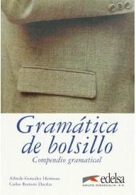Gramatica de bolsillo Compendio Gramatical