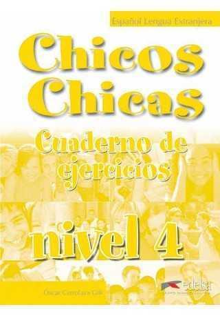 Chicos Chicas 4 ćwiczenia