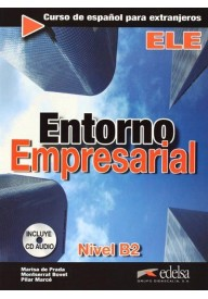 Entorno empresarial nivel B2 podręcznik + CD audio
