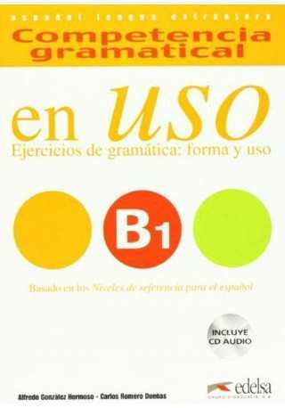 Uso B1 ejercicios de gramatica forma y uso libro + CD audio