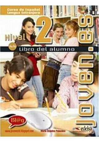 Joven.es 2 podręcznik + CD audio