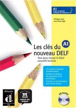 Cles du nouveau Delf A1 + CD audio