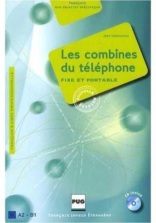 Combines du telephone książka + CD